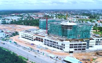 Bất động sản gần bệnh viện lớn Tp.HCM giá lên tới 370 triệu đồng/m2, nhà đầu tư thắng đậm