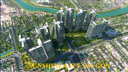 SUNSHINE CITY QUẬN 7